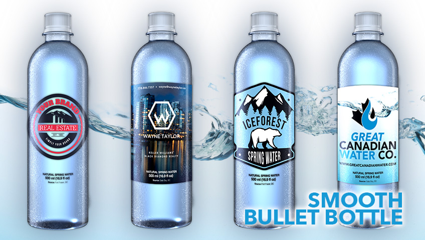 Personalized Water Bottle Labels Made In Bc Great